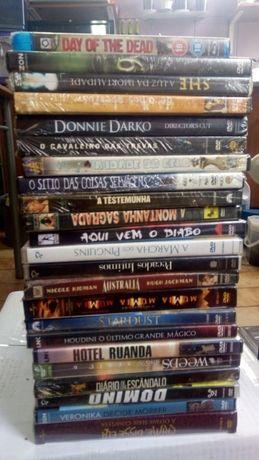 DVD's Novos/Selados