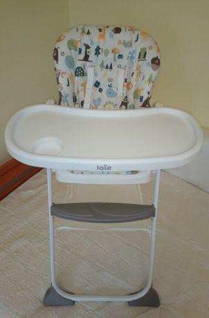 Krzesło Joie mimzy snacker alfabet, krzesełko do karmienia