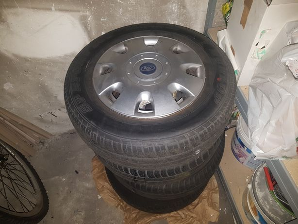 Felgi stalowe Ford 175/70 R13