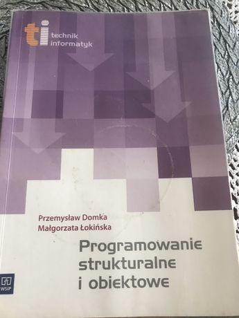 Programowanie strukturalne i obiektowe