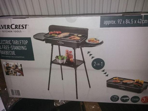 Elektryczny grill stołowy(bez nóżek)2 rodzaje