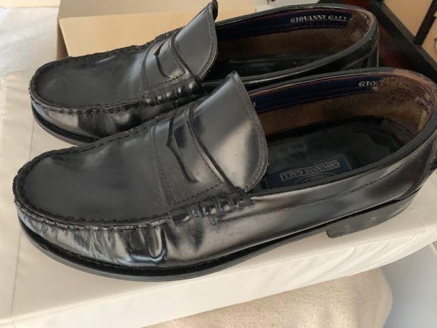 Sapato mocassins Giovanni Galli