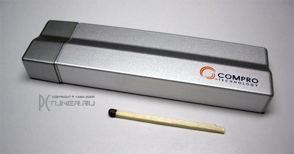 Аналоговый TV тюнер Compro VideoMate U880