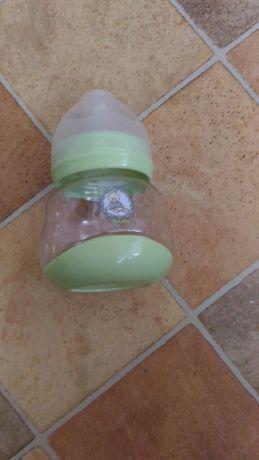 Butelka +smoczek 0+,150 ml