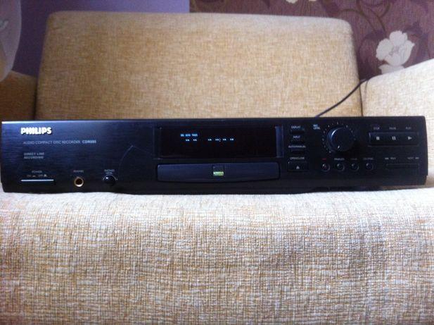 Nagrywarka/odtwarzacz PHILIPS CDR-880