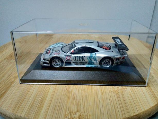 Mercedes CLK GTR #12 da Maisto esc 1/43