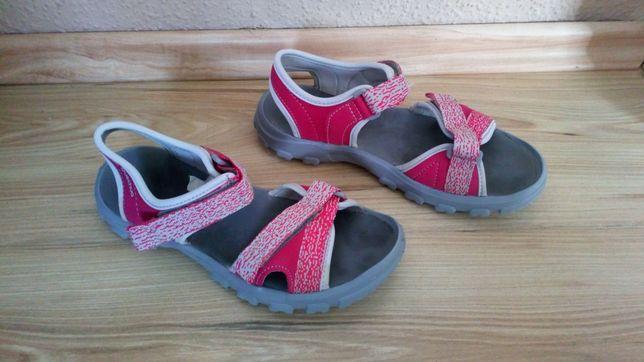 Sandały Quecha dla dziewczynki w rozmiarze 36/37