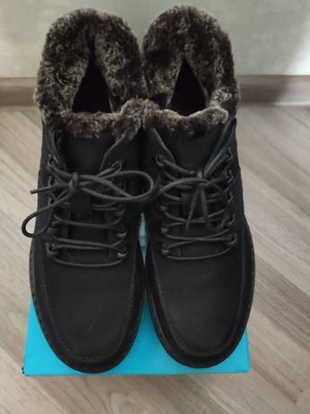 Ботинки Зимние Новые Тёплые 43 размер