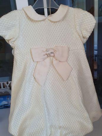 Нарядное платье- платьице