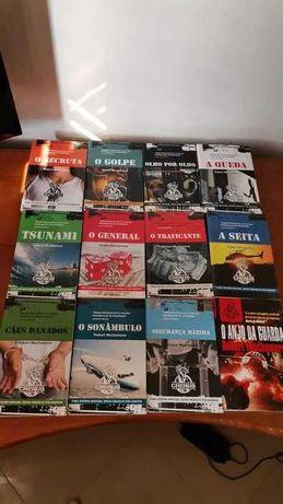 Livros Cherub - 14 livros por apenas 30€