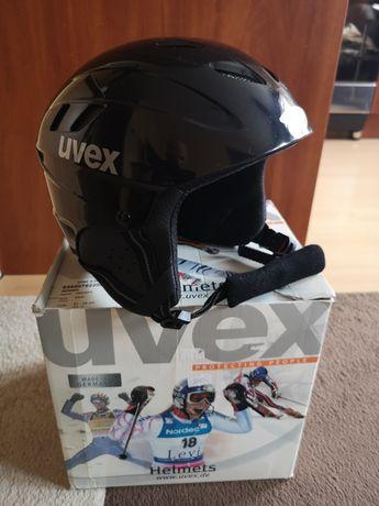 Kask narciarsko - snowboardowy UVEX