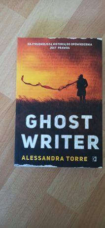 Ghostwriter- Alessandra Torre