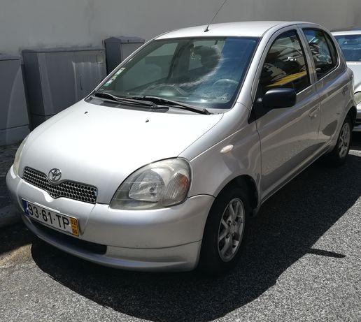 Toyota yaris vvti 2002