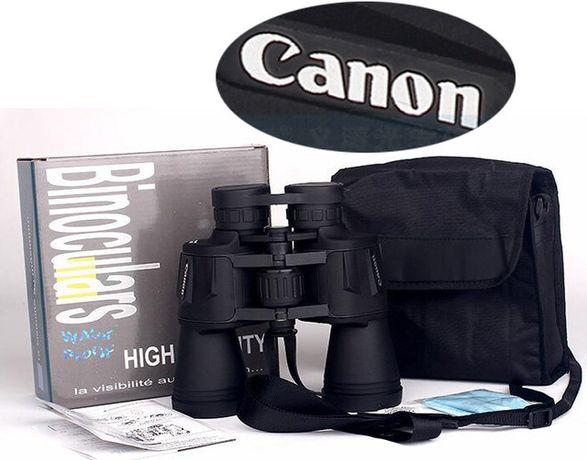 Бинокль водонепроницаемый CANON 20х50 оптика