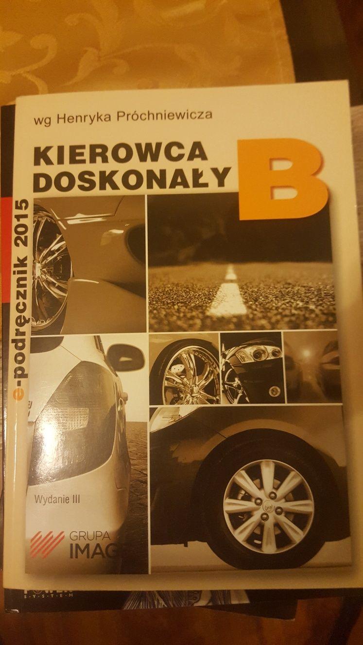 Książka Doskonały kierowca kat. B