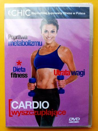 Płyta DVD Cardio Wyszczuplające NOWA
