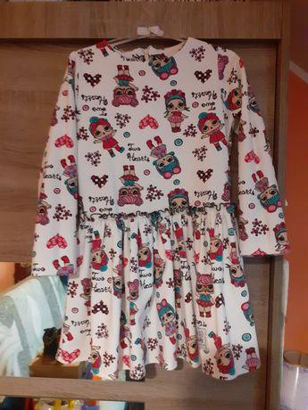 Sukienka dziewczęca LOL