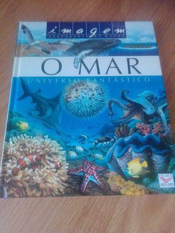 Livro O mar universo fantástico