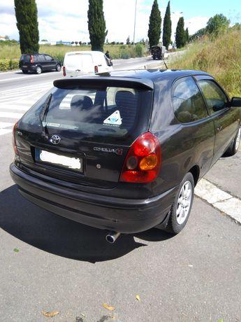 Toyota Corolla G6 único em Portugal
