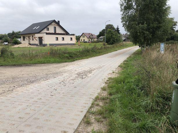 Dzialka budowlana Chlopska Kepa+Rolna 0,6 Ha