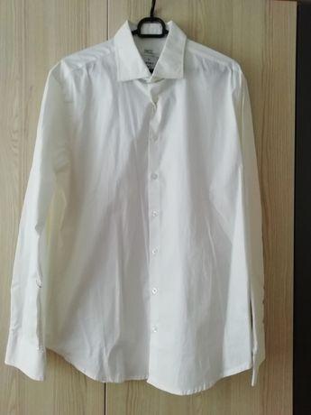 Koszula meska biala rozmiar L nowa z metka
