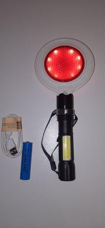 Игрушка жезл светящийся 8 светодиодов