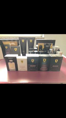 Perfumes Ferrari NOVO