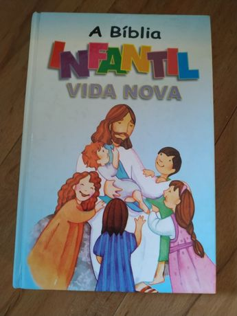 Bíblia infantil Vida Nova