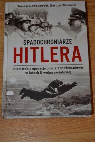Т. Новаковский и М. Скотницкий «Гитлеровские парашютисты» На польском
