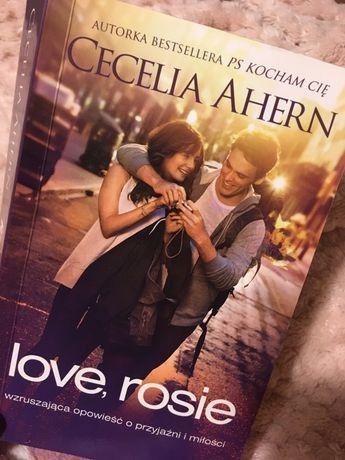 "Książka ""love Rossie"" Cecelia Ahern"