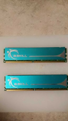 KIT RAM 4Gb (2x2Gb) DDR2 - 1066MHz pc2-8500 G.SKILL f2-8500cl5d-4gbpk