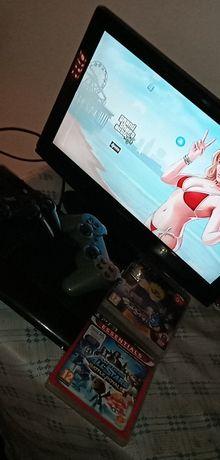 Consola PS3 + jogo