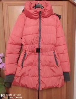 kurtka damska Jin Tian roz L