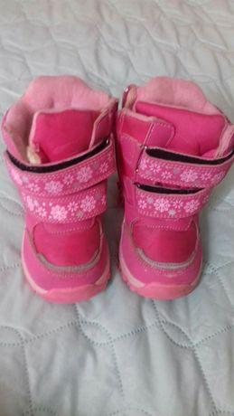 Взуття для дівчинки 1-1.5 років