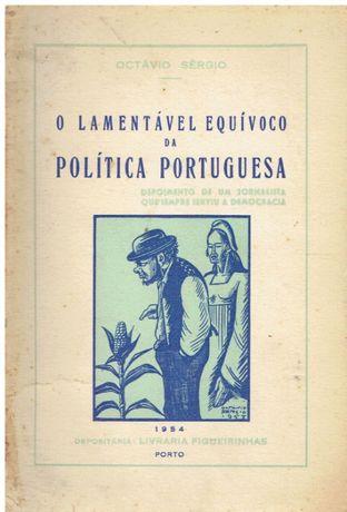 9750 O Lamentável Equívoco da Política Portuguesa – de Octávio Sérgi
