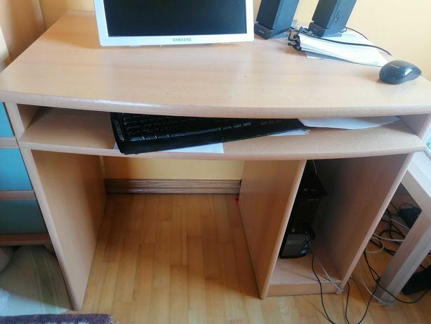 Oddam za darmo drewniane biurko!