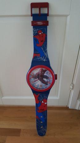 Zegar scienny Spider man