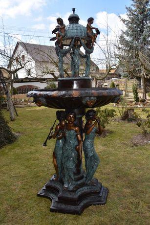 Linda fonte de bronze(ÚNICA)