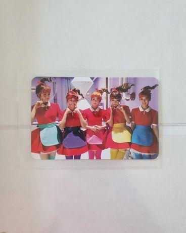 Red Velvet Icc photocard kpop