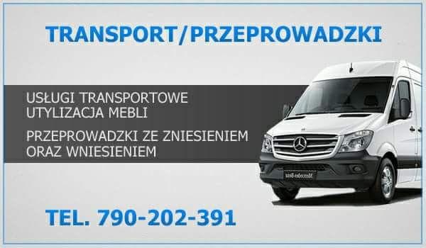Transport, przeprowadzki, przewóz rzeczy, Utylizacja,,Tanio!Racibórz