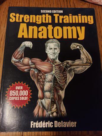 Sprzedam książkę Anatomia treningu siłowego wersja w języku angielskim