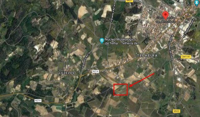 Vende-se terreno de 1 hectare em Carrazeda de Ansiães