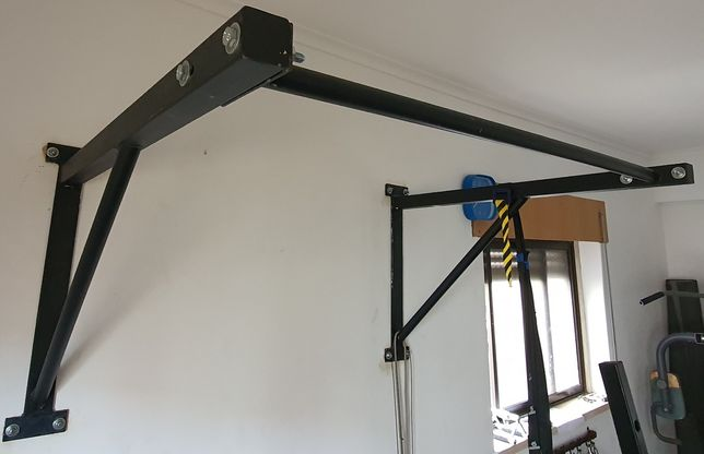 Suporte parede Pull Ups