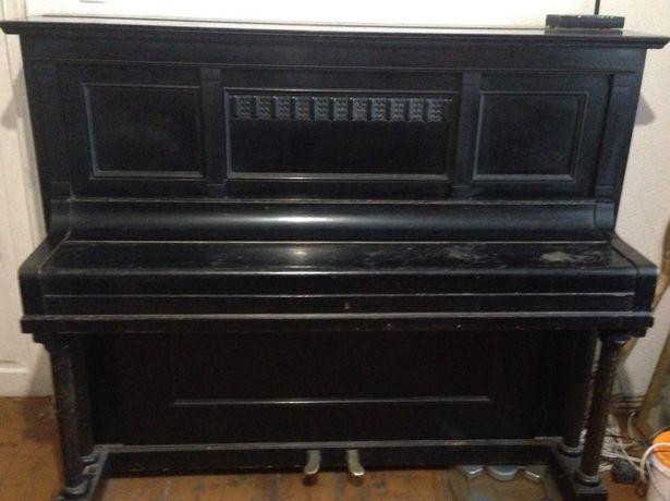 Пианино Feurich Leipzig (1921 г.)