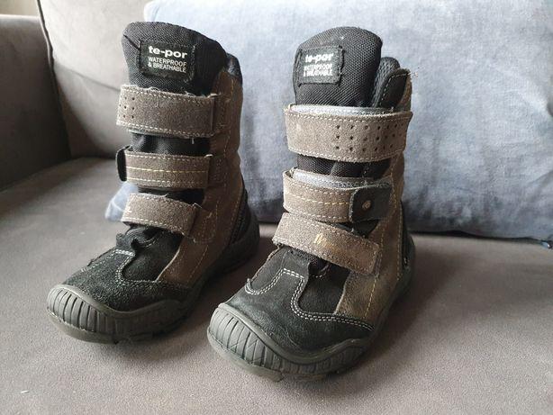 Buty zimowe Mrugała wodoodporne