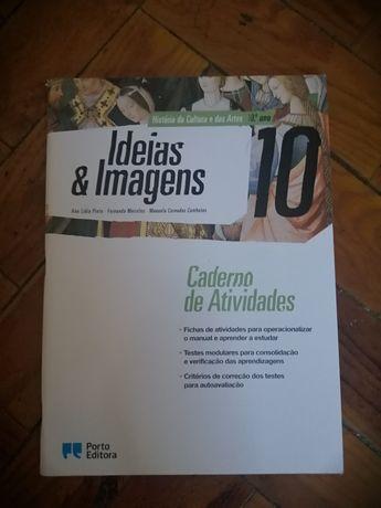 Caderno de atividades de hca 10°ano