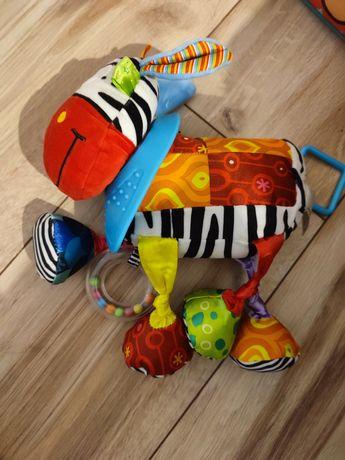 Bali bazoo osioł dave zabawka sensoryczna grzechotka