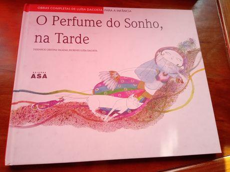 O perfume do sonho na tarde