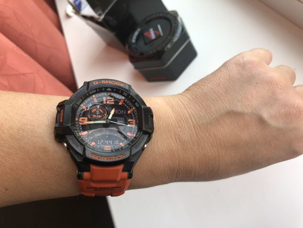 Часы Casio G-Shock GA1000-4A