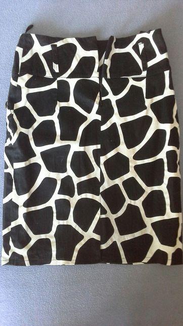 Spódnica czarna - rozmiar 36